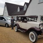 Leicester Executive Chauffeurs Vintage Wedding Car Packages