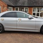 Mercedes S Class Wedding Car