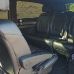 Mercedes V Class Rear Seating