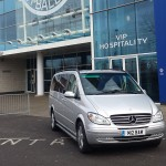 Leicester Executive Chauffeurs Merceds Viano