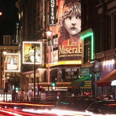 Executive London Theatre Trips