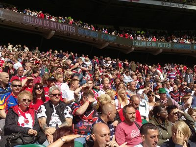 Visiting the Twickenham Rugby Stadium In Comfort and Style
