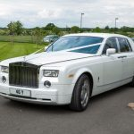 Luxury Wedding Chauffeur Leicester