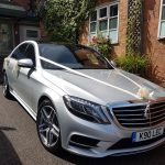 wedding chauffeurs leicester