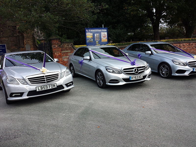 Choice Of Chauffeur Driven Cars