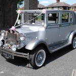 Leicester Executive Chauffeurs Vintage Wedding Cars