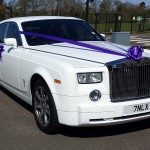 Premium Wedding Car Packages (White Rolls Royce Phantom)