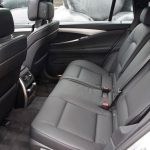 BMW 5 Series black leather interior