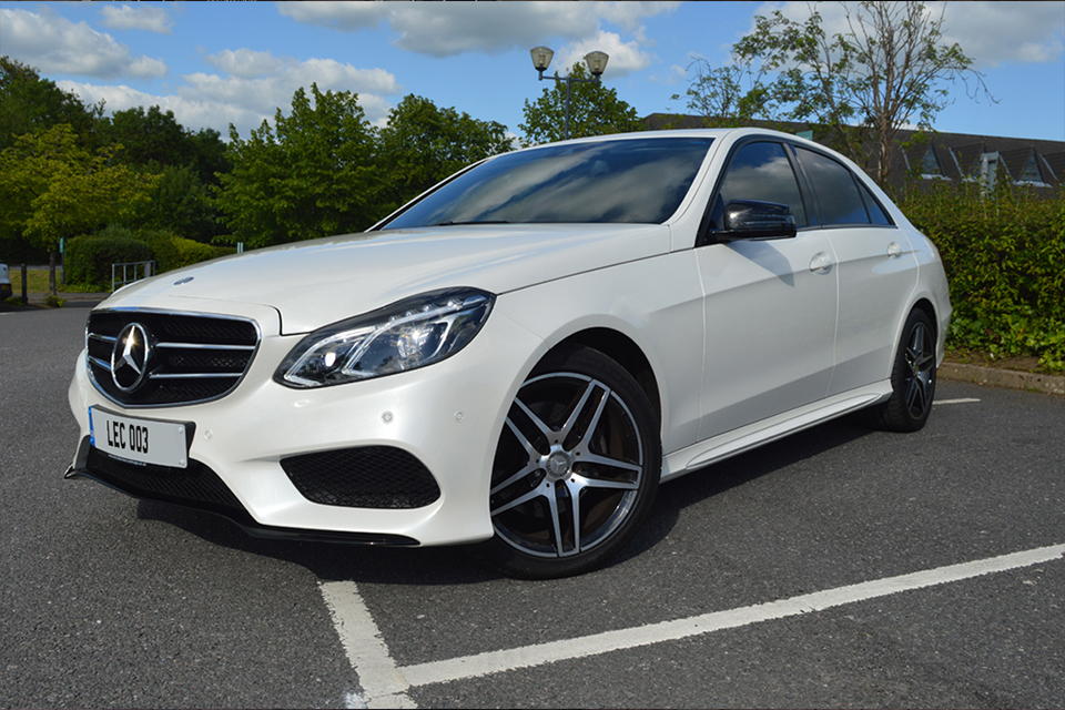 Leicester Executive Chauffeurs Mercedes E Class