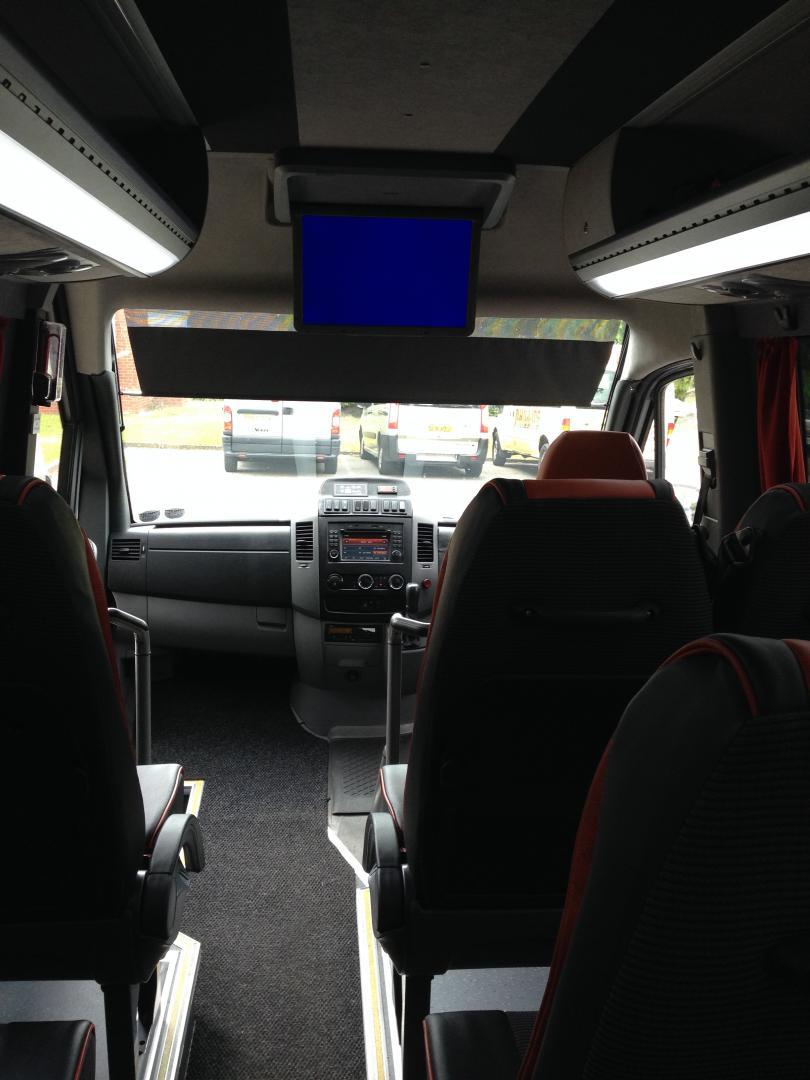 Minibus Leicester