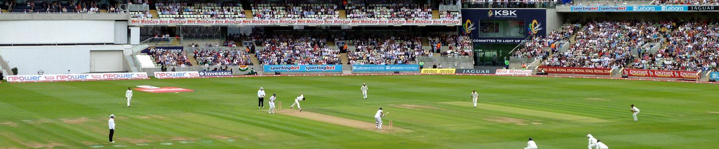 Events At The Edgbaston Cricket Ground