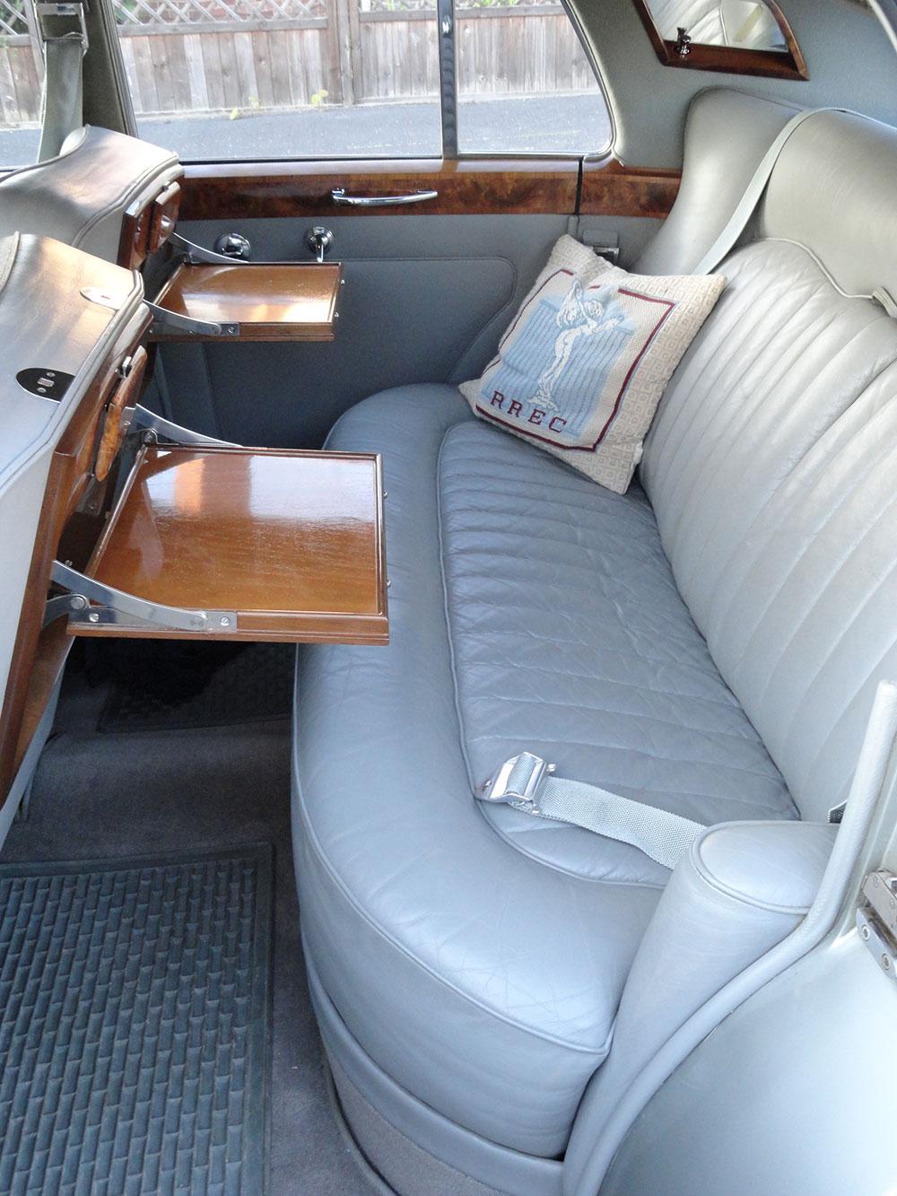 Rolls Royce Silver Cloud 3