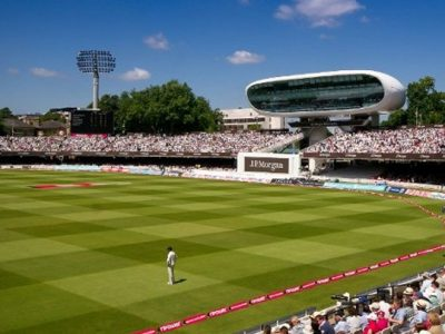 The Lord's Cricket Ground