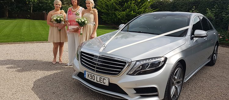 The perfect wedding car package for 2018