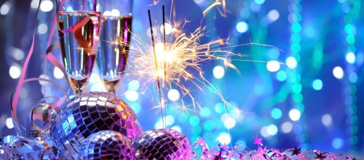 Christmas & New Year party celebrations