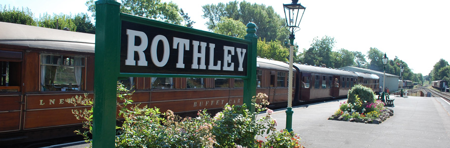 Rothley Railway Station