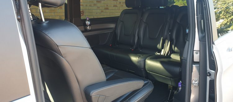 Mercedes V Class Rear Seating (1)