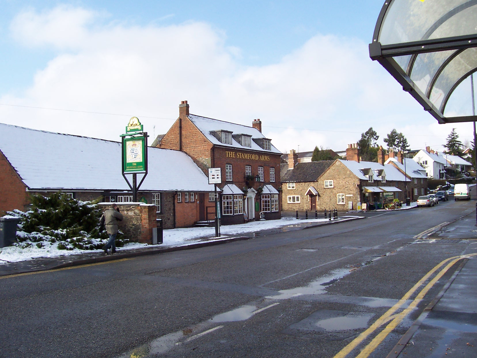 Groby, Leicestershire